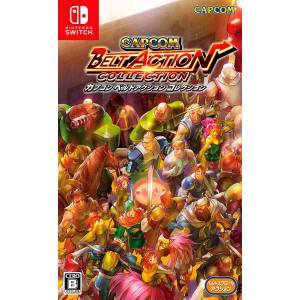 Capcom Belt Action Collection - Standard Edition (Multi Language) [Switch]