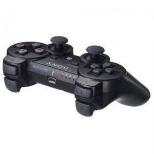 Dual Shock 3 Controller - Black [Used]