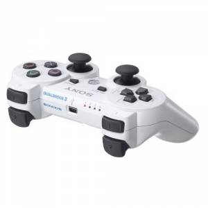 Dual Shock 3 Controller - Ceramic White [Used]