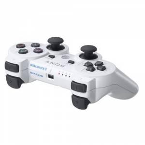 Dual Shock 3 Controller - Ceramic White [Used]