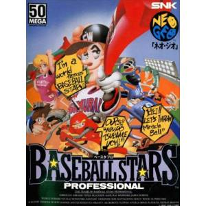 Baseball Stars Professional [NG AES - Occasion BE]