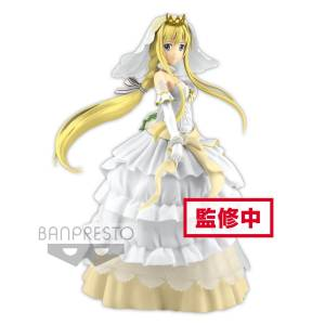 Sword Art Online Code Register - EXQ Wedding Figure - Alice [Banpresto]