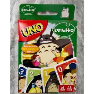 UNO - My Neighbor Totoro / Tonari No Totoro [Goods]