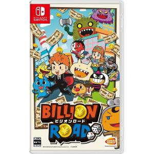 FREE SHIPPING - Billion Road - Standard Edition [Switch]