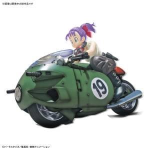 Bulma Transformable No.19 Bike [Figure-rise Mechanics]
