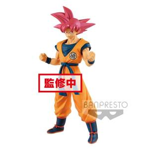 Dragon Ball Super Movie - Cyokoku Buyuden Figure - Super Saiyan God Son Goku [Banpresto]