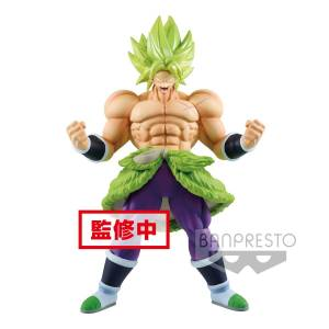 Dragon Ball Super Movie - Cyokoku Buyuden Figure - Super Saiyan Broly Full Power [Banpresto]