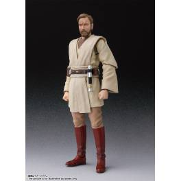 FREE SHIPPING - Star Wars - Obi-Wan Kenobi (Revenge of the Sith) [SH Figuarts]
