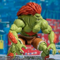 Street Fighter Series - Blanka Limited Edition [SH Figuarts]
