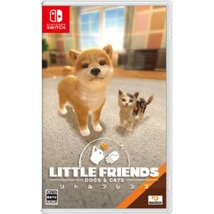 LITTLE FRIENDS - DOGS & CATS [Switch]