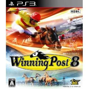 Winning Post 8 [PS3 - Used Good Condition]