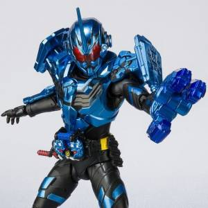 Kamen Rider Grease Blizzard Limited Edition [SH Figuarts]