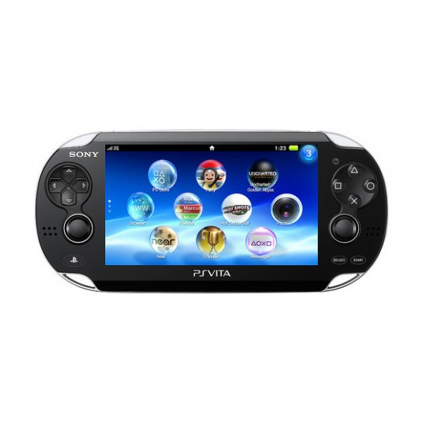 acheter psvita playstation vita mod le wi fi pch 1000 za01 occasion psp import japon. Black Bedroom Furniture Sets. Home Design Ideas