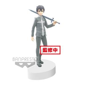Sword Art Online: Alicization - EXQ Figure - Kirito [Banpresto]