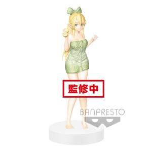Sword Art Online Code Register - EXQ Figure - Leafa [Banpresto] [Used]
