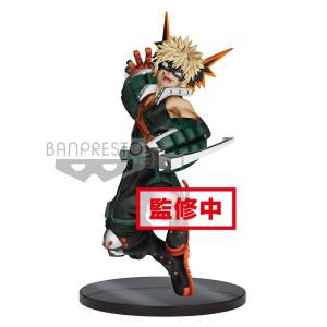 Boku no Hero Academia -The Amazing Heroes - Vol.3 Bakugo  [Banpresto]