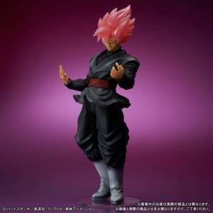 Dragon Ball Super - Goku Black SUPER SAIYAN ROSE Limited Edition [Gigantic Series]