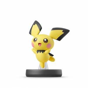 FREE SHIPPING - Amiibo Pichu - SUPER SMASH BROS. SERIES [Switch]