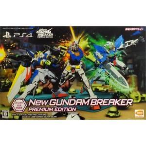 New Gundam Breaker - Premium Edition [PS4 - Used Good Condition]