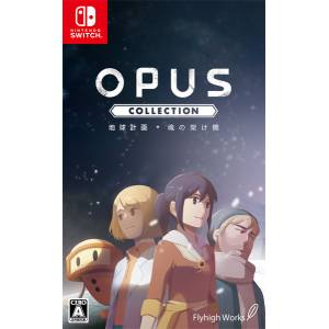OPUS Collection The Day We Found Earth + Rocket of Whispers [Switch]