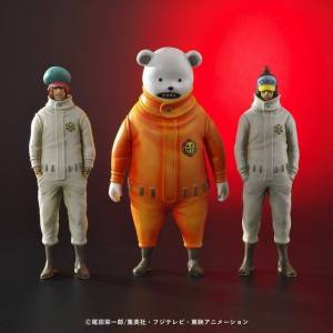 One Piece - Bepo Shachi Penguin  Premium Bandai limited set [One Piece Archive Collection]