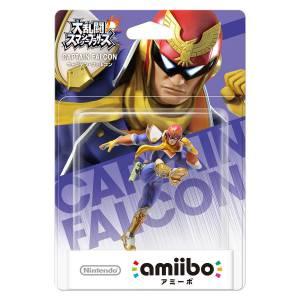 Amiibo Captain Falcon - Super Smash Bros. series Ver. - Reissue [Wii U/ Switch]
