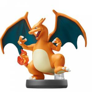 Amiibo Dracaufeu / Charizard / Lizardon - Super Smash Bros. series Ver. - Reissue [Wii U/ Switch]
