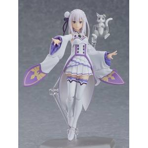 Re:ZERO -Starting Life in Another World- Emilia [Figma 419]