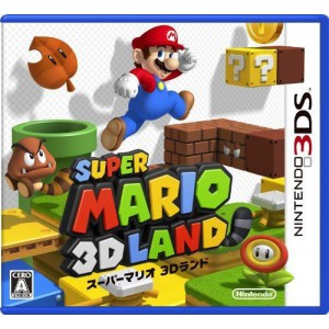 Super Mario 3D Land [3DS - Used Good Condition]