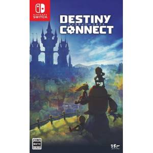 FREE SHIPPING - DESTINY CONNECT - Standard Edition [Switch]