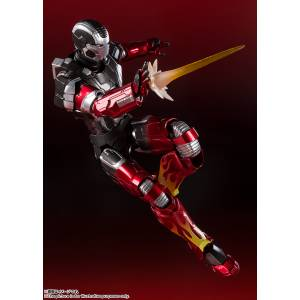 Iron Man 3  - Hot Rod Iron Man Mark XXII / Mark 22 Limited Edition [SH Figuarts]