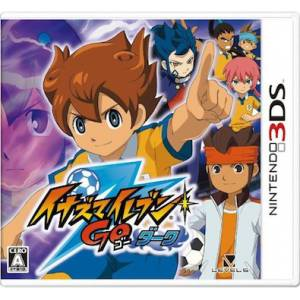 Inazuma Eleven Go Dark [3DS - Used Good Condition]