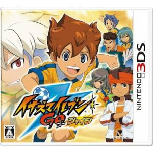 Inazuma Eleven Go Shine [3DS - Used Good Condition]