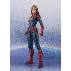 Captain Marvel [SH Figuarts]