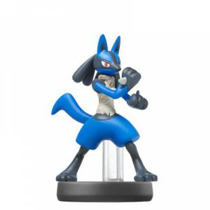Amiibo Lucario - Super Smash Bros. series Ver. - Reissue [Wii U/ Switch]