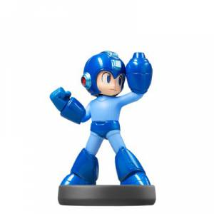 Amiibo Rockman - Super Smash Bros. series Ver. - Reissue [Wii U/ Switch]
