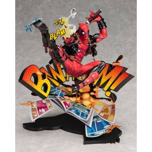 FREE SHIPPING - Deadpool: Breaking the Fourth Wall - Reissue [Good Smile Company]
