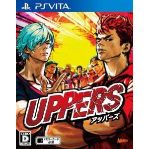 Uppers [PSVita - Used Good Condition]