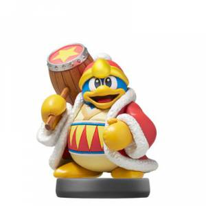 Amiibo Dedede - Super Smash Bros. series Ver. - Reissue [Wii U/ SWITCH]