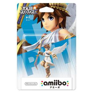 Amiibo Pit - Super Smash Bros. series Ver. - Reissue [Wii U/ SWITCH]