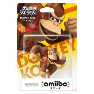 Amiibo Donkey Kong - Super Smash Bros. series Ver. - Reissue [Wii U/ SWITCH]
