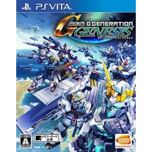 SD Gundam G Generation Genesis [PSVita - Used Good Condition]