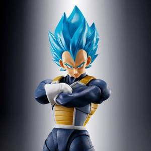 DRAGON BALL SUPER BROLY - VEGETA SSGSS / SUPER SAIYAN BLUE Limited Edition [SH Figuarts]