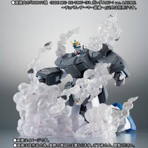 "Gundam 0080 - RX-78NT-1FA Gundam ""Alex"" Full Armor Equipment Limited Edition [Metal Robot Spirits Side MS]"