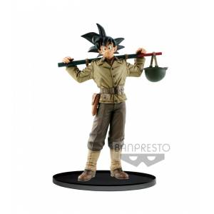 Dragon ball Z- World Figure Colosseum - Son Goku [Banpresto]