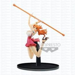 One Piece - World Figure Colosseum - Zoukeiou Choujou Kessen 2 vol.3 Nami [Banpresto]