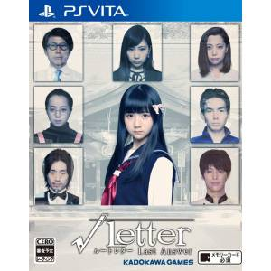 Root Letter Last Answer - Standard Edition [PSVITA]