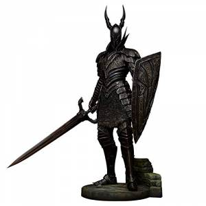 FREE SHIPPING - DARK SOULS - Black Knight [Gecco]