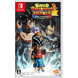 Dragon Ball Heroes World Mission - Standard Edition [Switch]