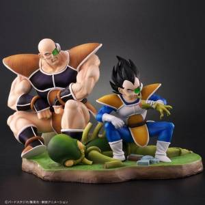 Dragon Ball Allies Vegeta & Nappa Special Color Limited Edition [Bandai]